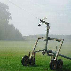 Irrigation des plaques et rouleaux